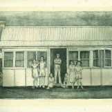 Iffley etching, 1982
